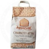 Chapatti flour 5kg - Aggarwal