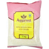 Rawa roasted 1kg - AGGARWAL