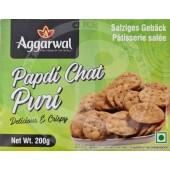 Chat papdi 200g - AGGARWAL