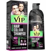 Shampoo hair colouring...