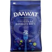 Basmati rice 5kg - Daawat