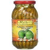 Mango pickle punjabi 500g - MR