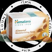 Soap almond 125g - HIMALAYA