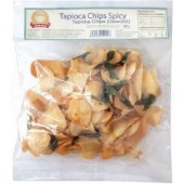 Tapioca chips spicy 200g -...