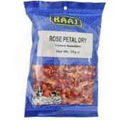 Rose petals dried 25g - RAAJ