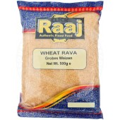 Rawa wheat dalia 500g - RAAJ