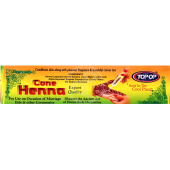 Henna tube brown 40g - TOPOP
