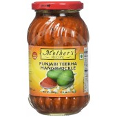 Mango pickle TEEKHA punjabi...