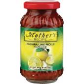 Lime andhra pickle in juice...