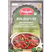Kolhapuri mix veg masala...