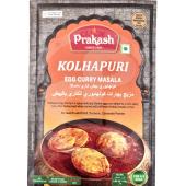 Kolhapuri egg curry masala...