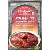 Kolhapuri mutton rassa...