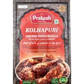 Kolhapuri chicken sukka...