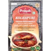 Kolhapuri chicken rassa...