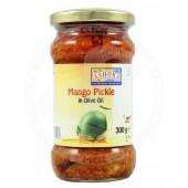 Mango pickle olive oil 300g
