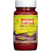Brinjal pickle 300g - PRIYA