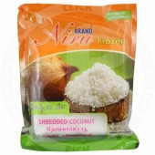 Coconut shredded 400g - NIRU