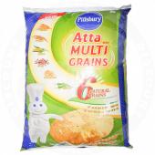 Chapatti flour multigrains...