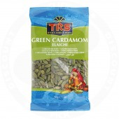 Green cardamom whole 50g - TRS